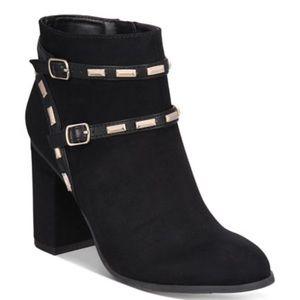 Thalía Sodi Terri ankle boot- sizes 7.5 and 9
